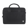 Double Layer Laptop Bag 15.4 For MacBook [Black &Grey]